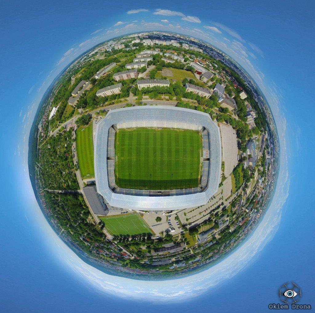 Kielce Mała Planeta - Okiem-Drona