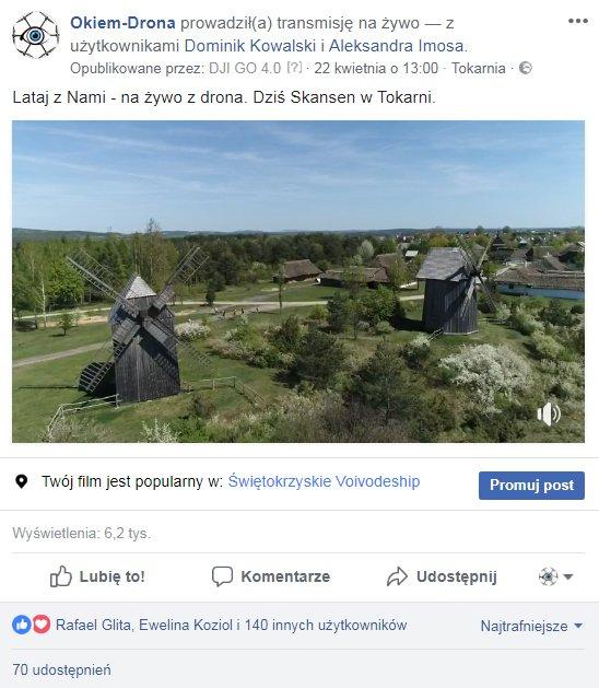 live z drona