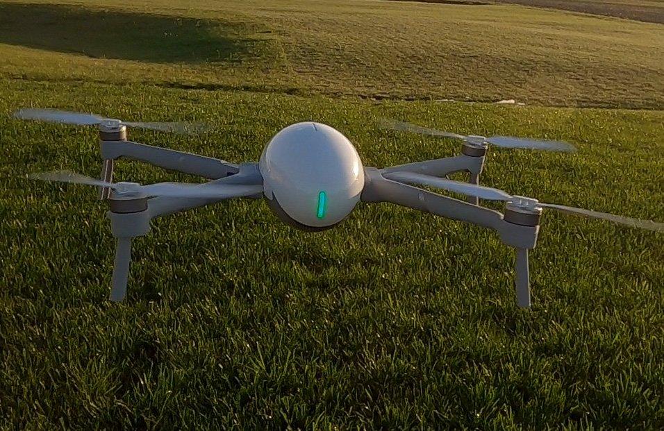 dron wodoszczelny