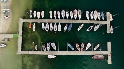 Przystań żeglarska