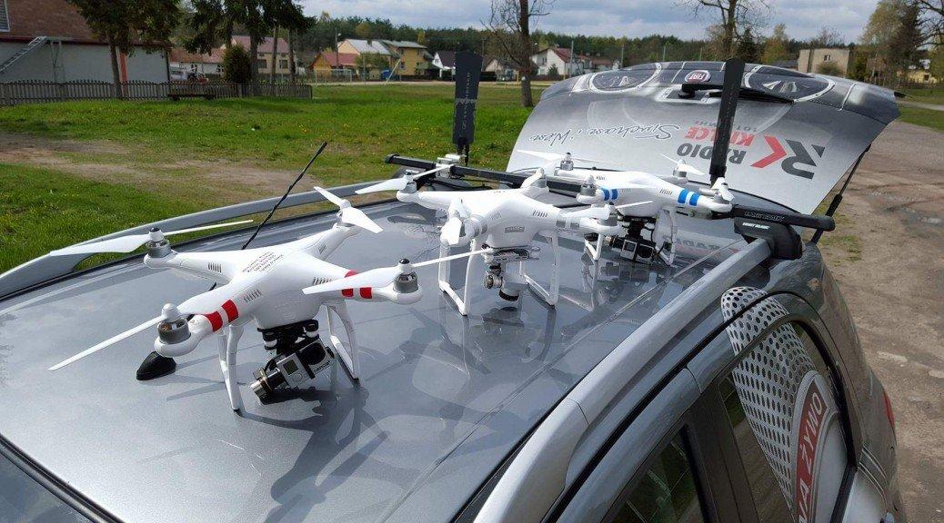 Nowe przepisy dla Dronów